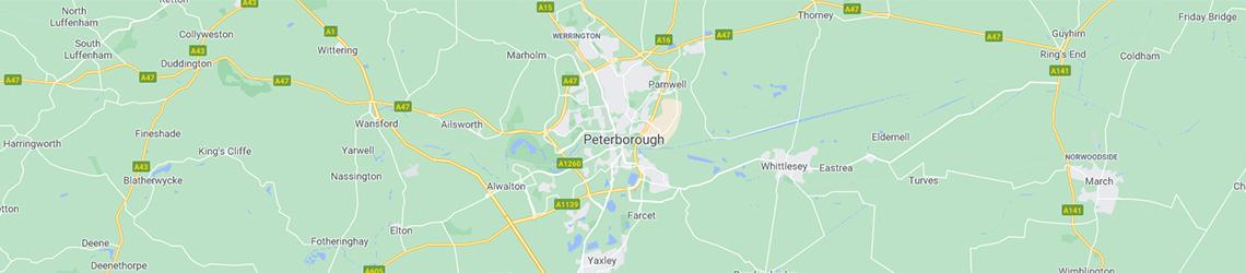 Peterborough Locations