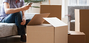 Buy Packing Boxes in Peterborough