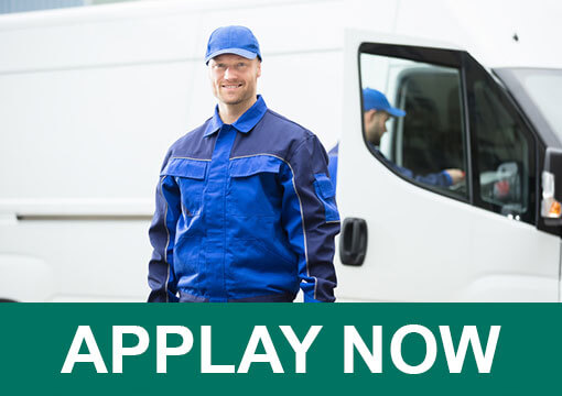 Register as Own Van Driver. Applay now with Peterborough Removals
