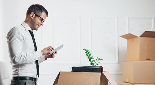 Who to notify about address change?
