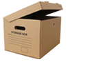 Buy Removals Archive Cardboard  Boxes - Moving Office Boxes in Peterborough