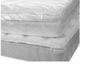 Buy Removals Double Mattress cover - Plastic / Polythene   in Peterborough